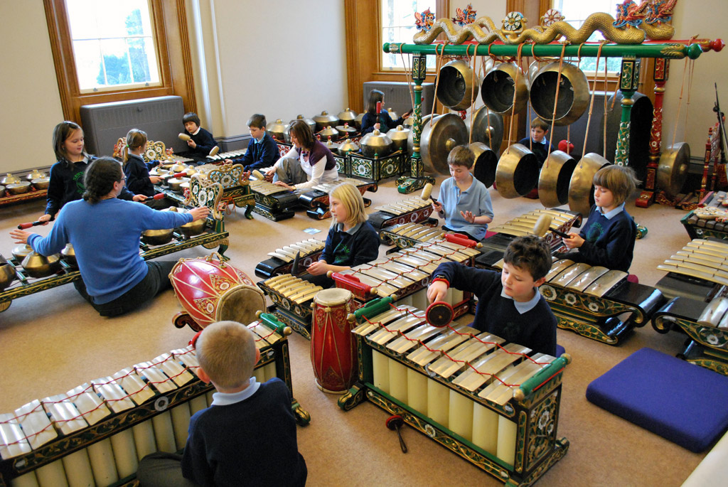 an introduction to the importance of music in education of children Music is an important part of the child care curriculum young  learning the  lyrics to songs is also an effective way to remember information.